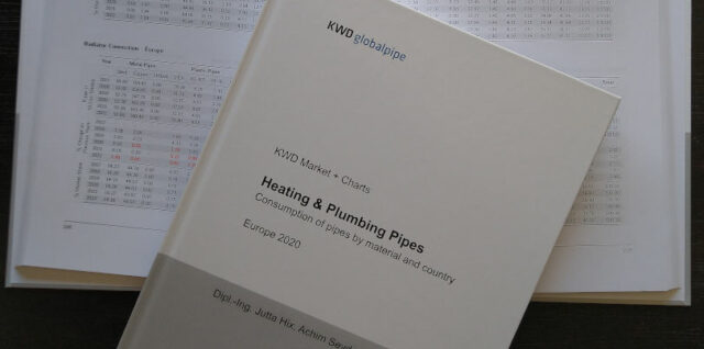 "KWD Market + Charts ""Heating & Plumbing Pipes Europe 2020"""