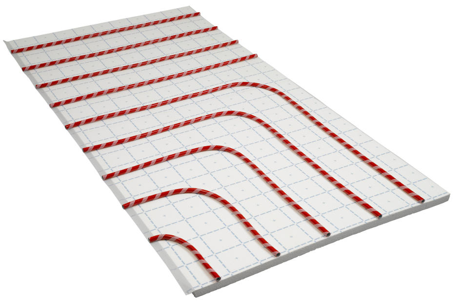Uponor MLCP RED Klett (Foto: Uponor)